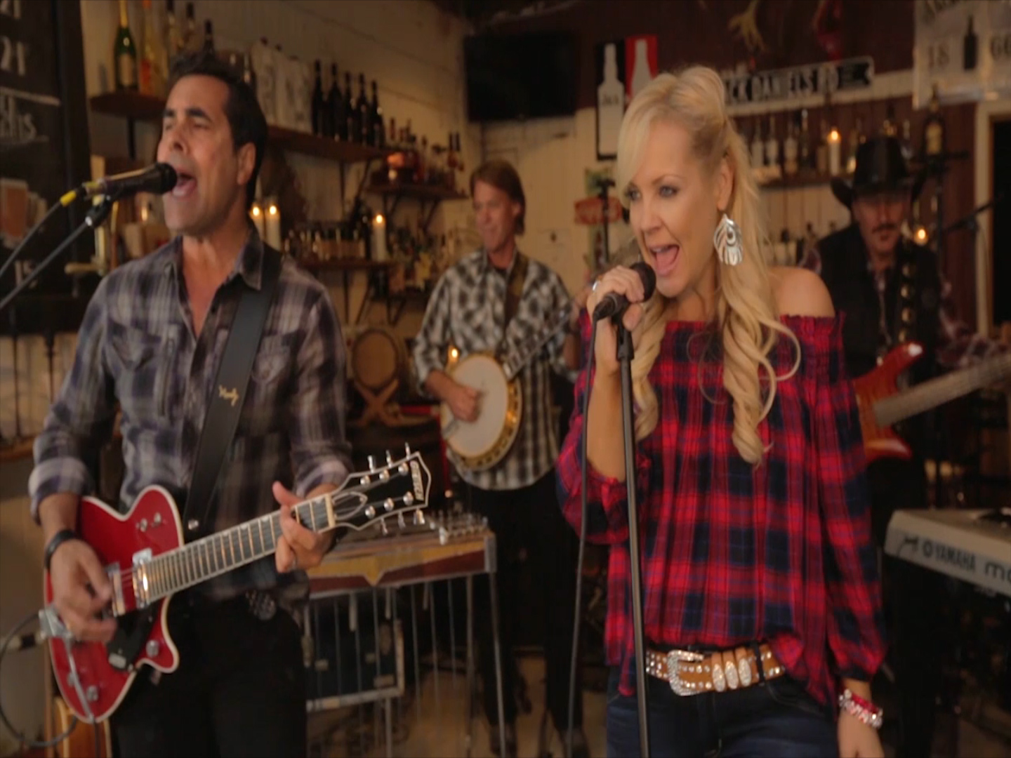 Smith Country Band Live Cover of Maddie And Tae Girl In A Country Song – Orange County California