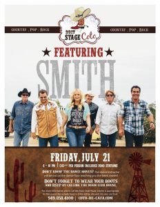 SMITH live country music in Coto De Caza - Concert